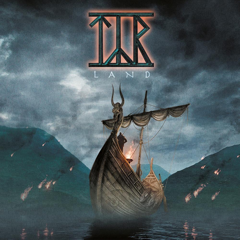 Týr - Land (2008) Cover
