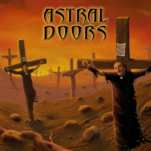 Astral Doors - Of the Son and the Father 2003
