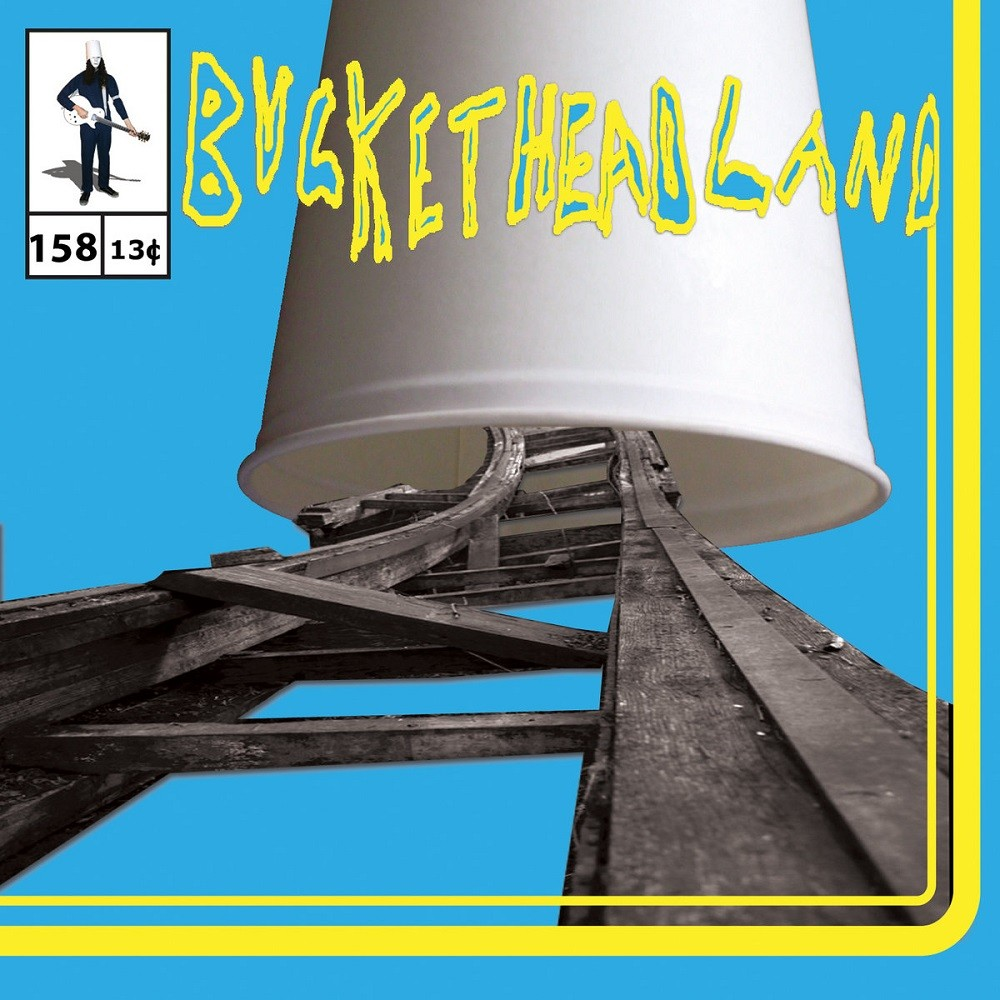Buckethead - Pike 158 - Twisted Branches (2015) Cover