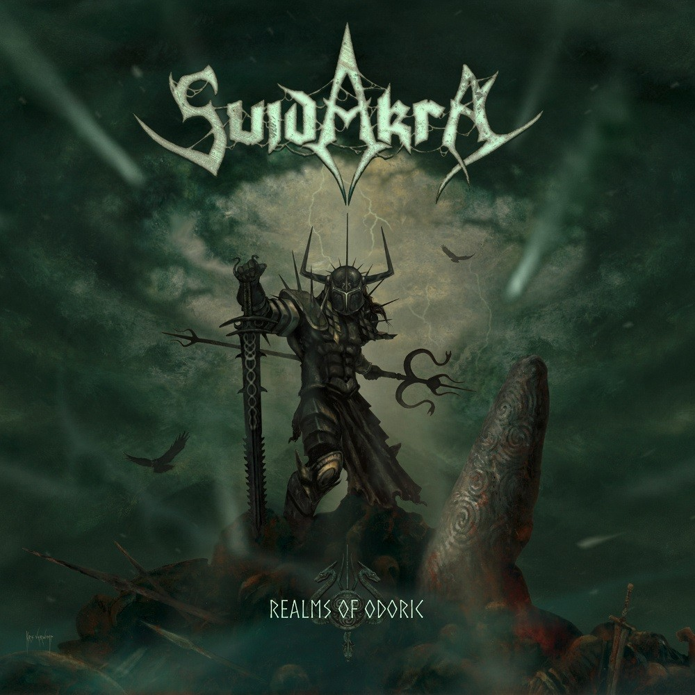 Suidakra - Realms of Odoric (2016) Cover