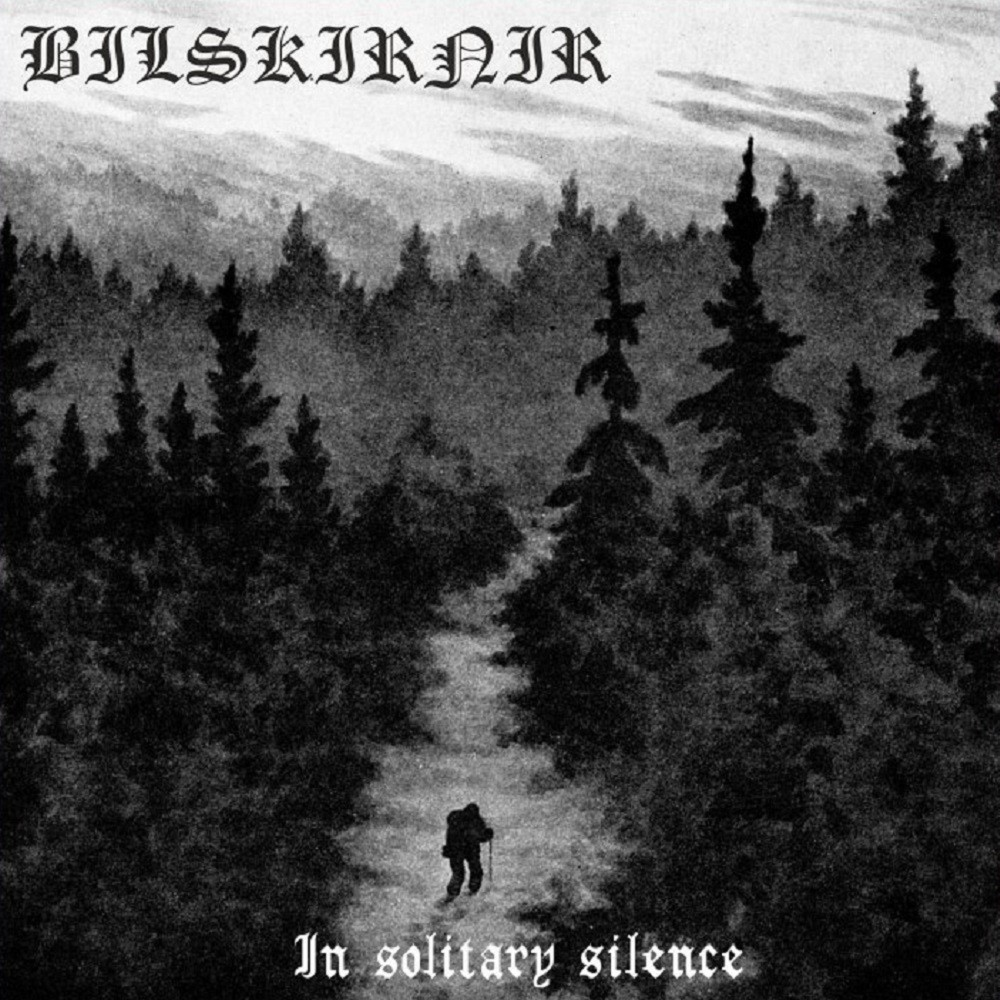 Bilskirnir - In Solitary Silence (2018) Cover