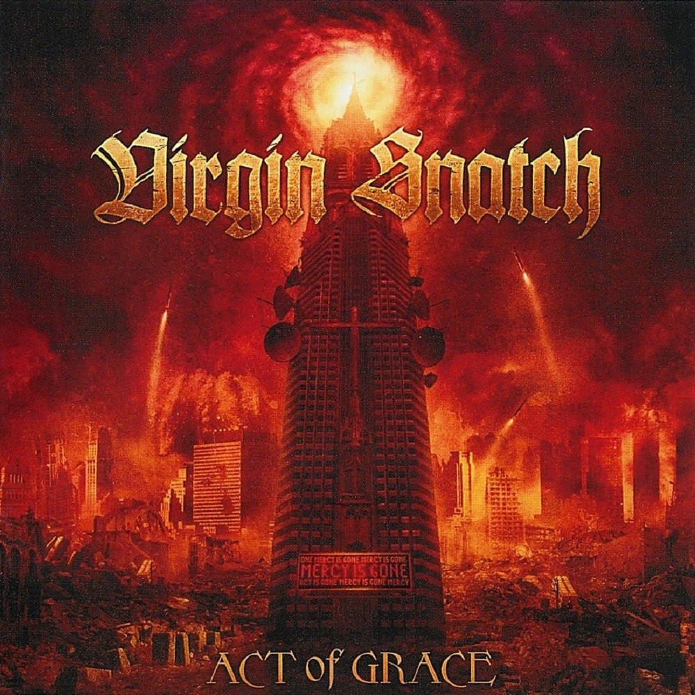 Virgin Snatch - Act of Grace (2008) Cover