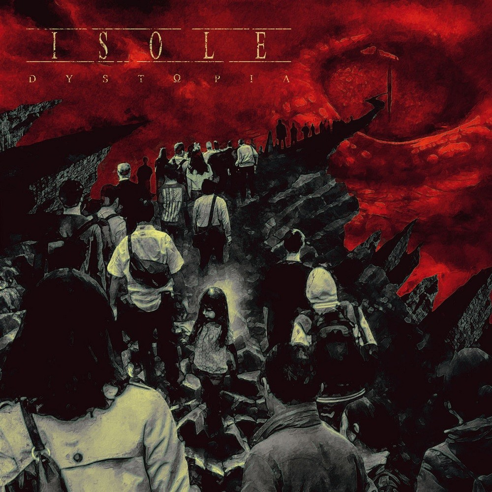 Isole - Dystopia (2019) Cover