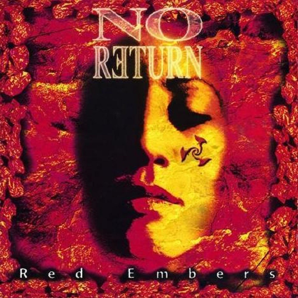 No Return - Red Embers (1997) Cover
