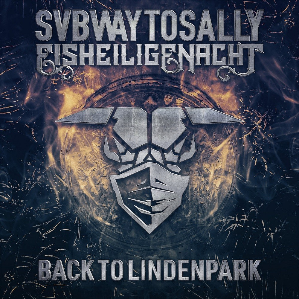 Subway to Sally - Eisheilige Nacht – Back to Lindenpark (2021) Cover