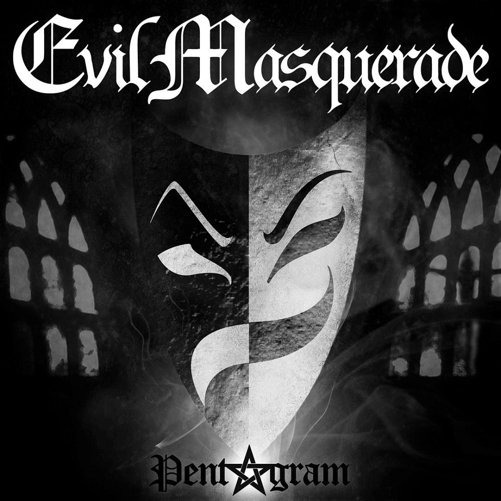Evil Masquerade - Pentagram (2012) Cover