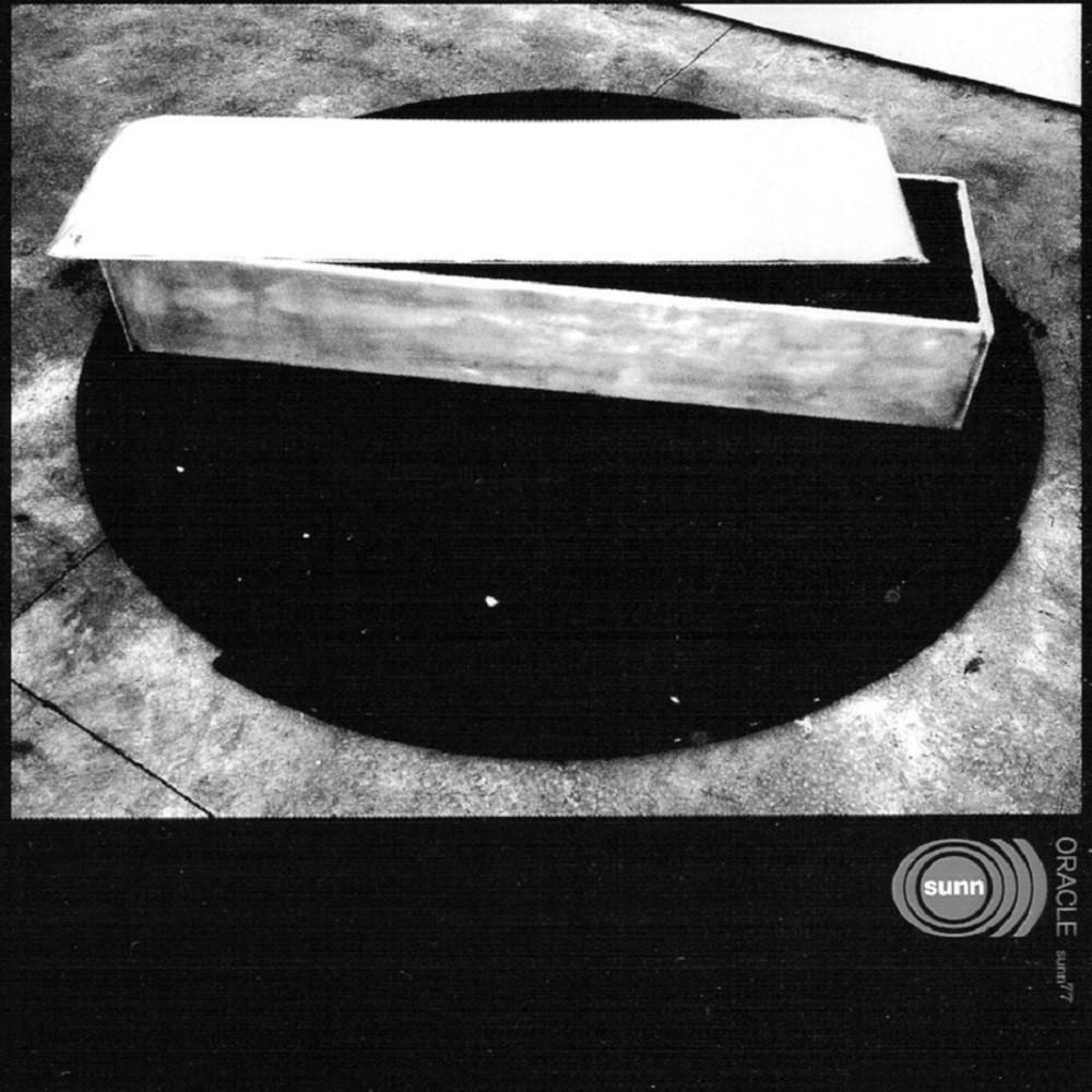 Sunn O))) - Oracle (2006) Cover