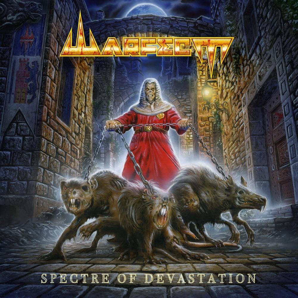 Warfect - Spectre of Devastation (2020) Cover
