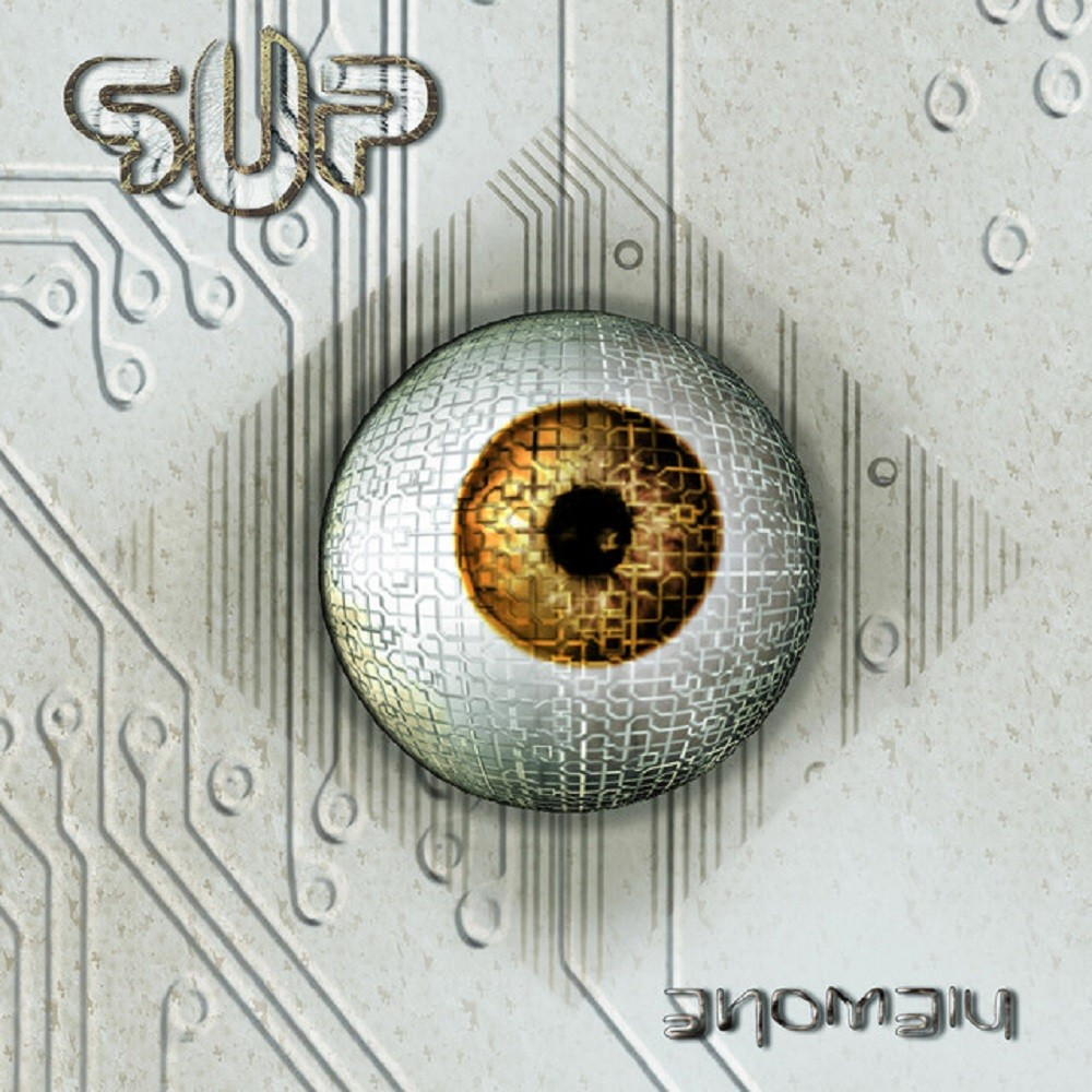 SUP - Anomaly (1995) Cover