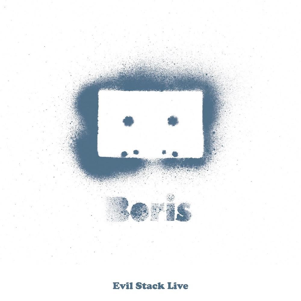 "Boris - Volume Four ""Evil Stack Live"" (2020) Cover"