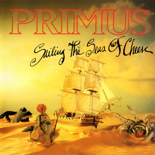 Primus - Sailing the Seas of Cheese 1991