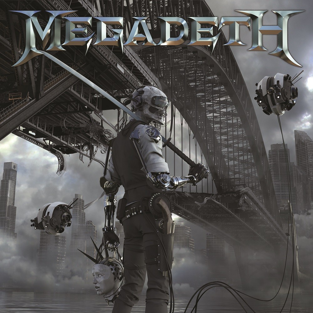 Megadeth - Dystopia (2016) Cover