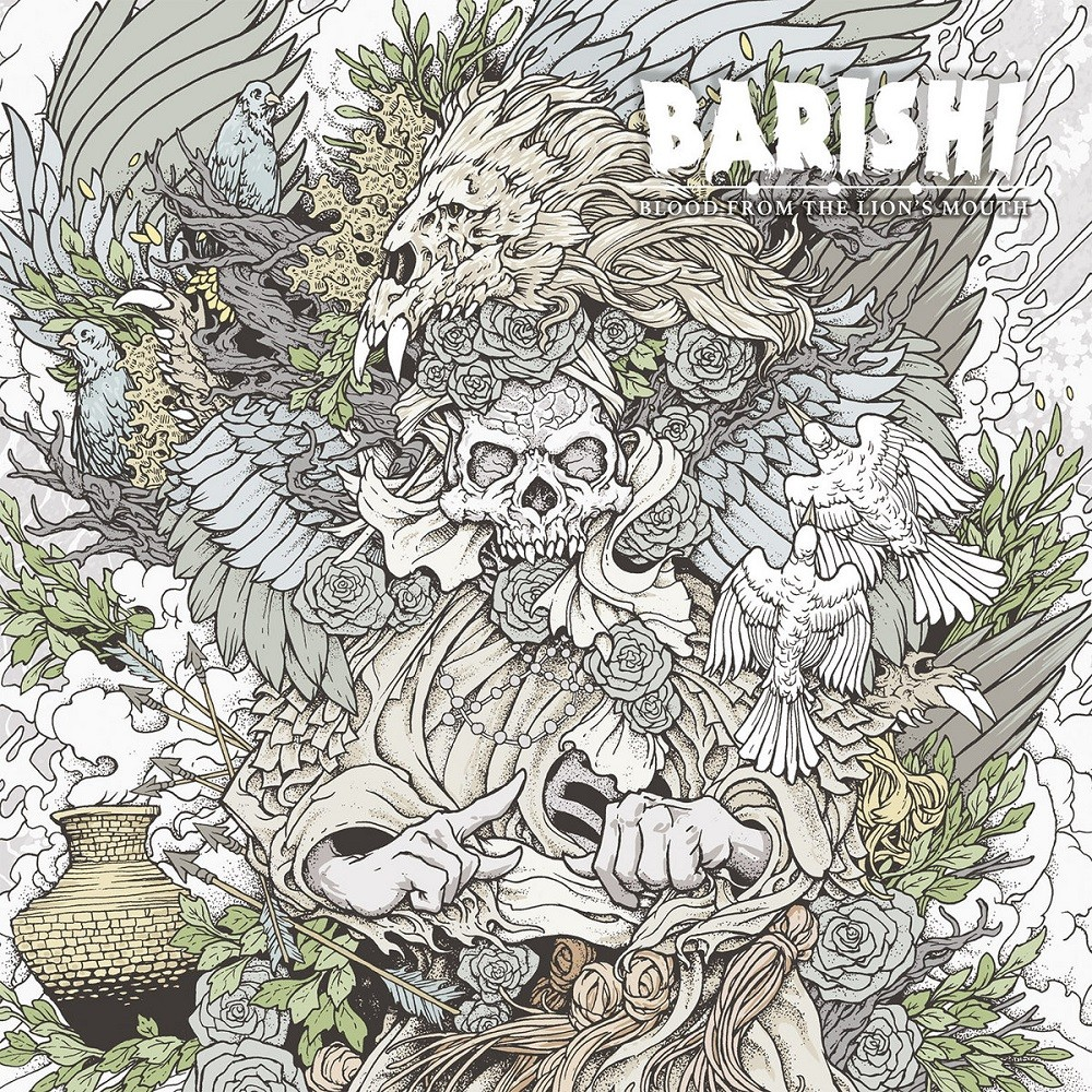 Barishi - Blood From the Lion's Mouth (2016) Cover