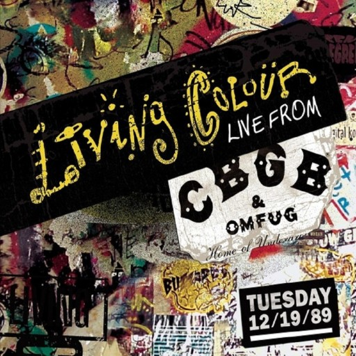 Living Colour - Live From CBGB's 2004