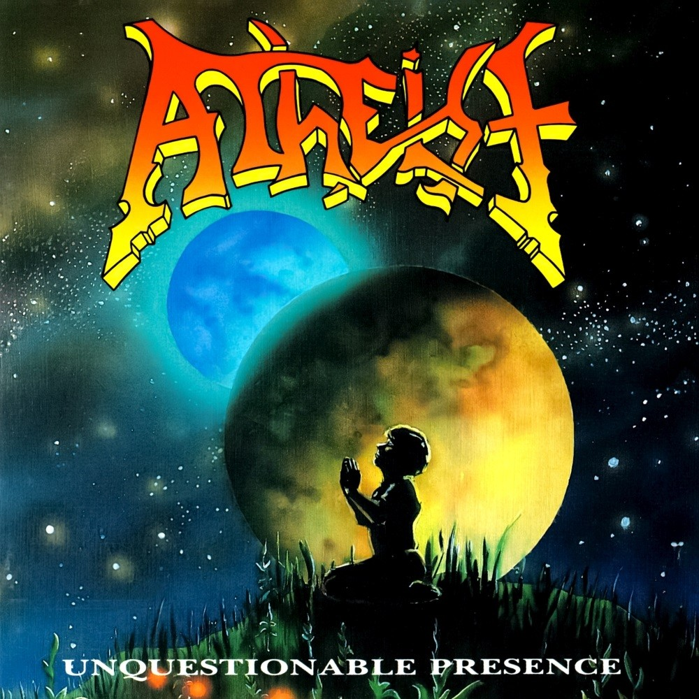 Atheist - Unquestionable Presence (1991) Cover