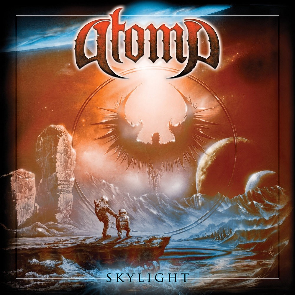 AtomA - Skylight (2012) Cover