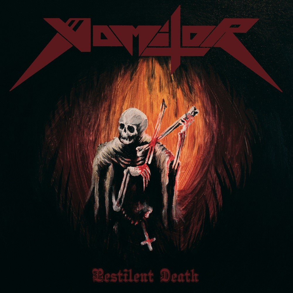 Vomitor - Pestilent Death (2018) Cover
