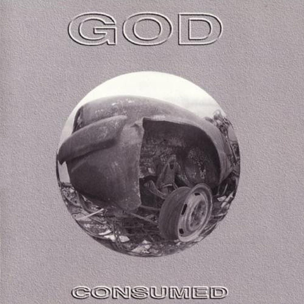 God - Consumed (1993) Cover
