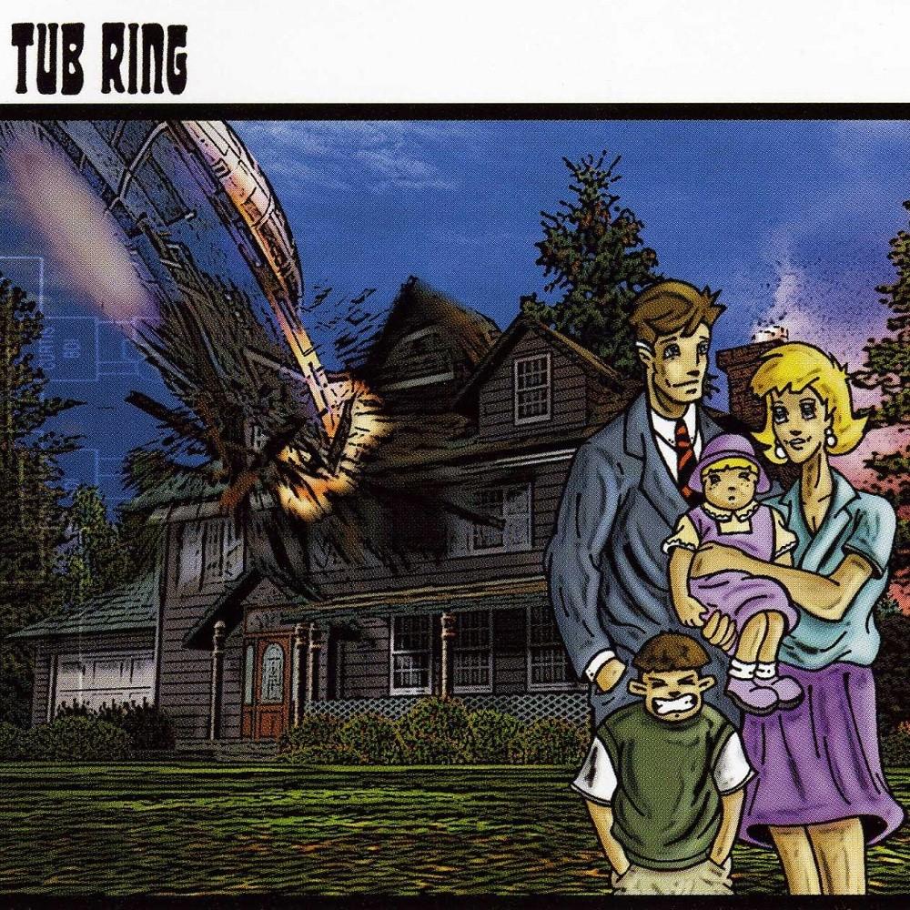 Tub Ring - Drake Equation (2001) Cover
