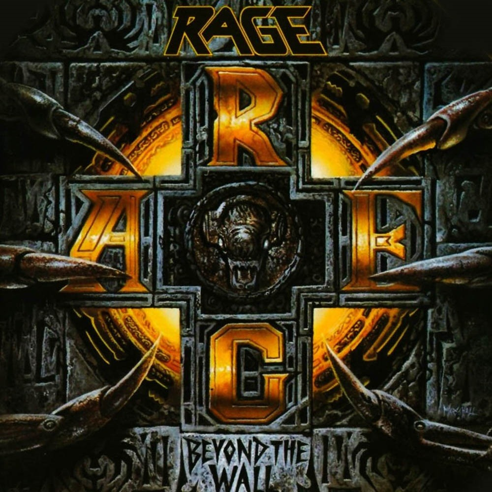 Rage - Beyond the Wall (1992) Cover