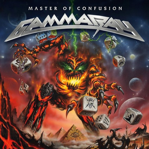 Gamma Ray - Master of Confusion 2013