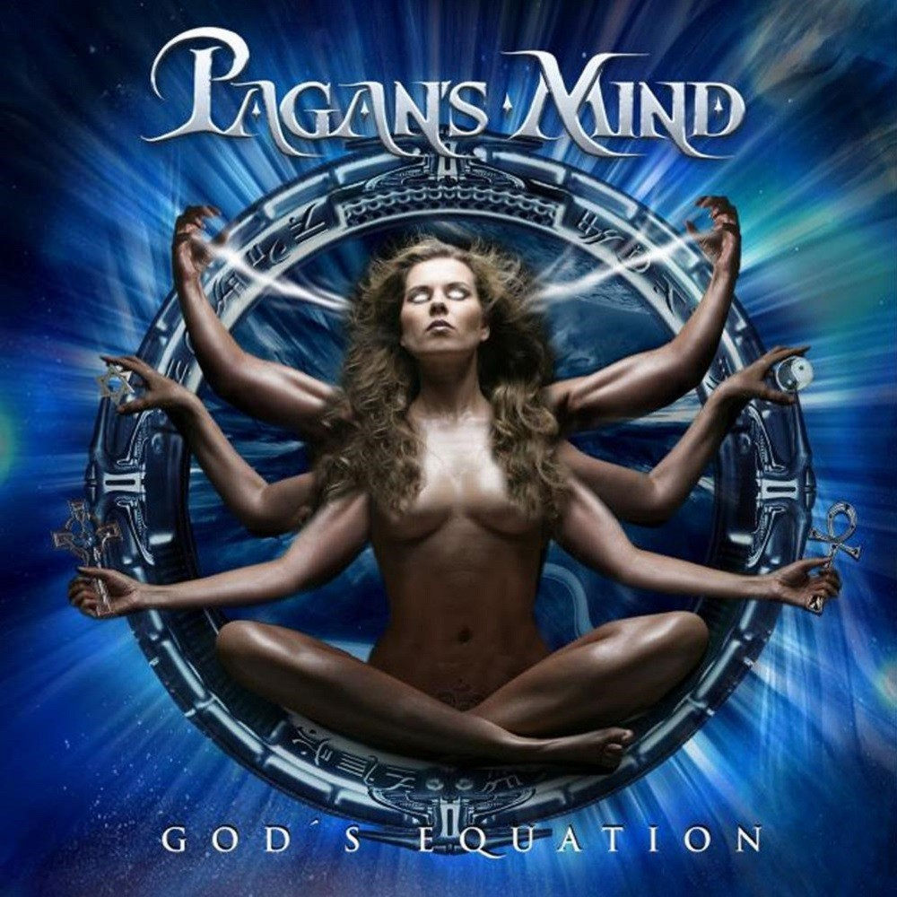 Pagan's Mind - God's Equation (2007) Cover