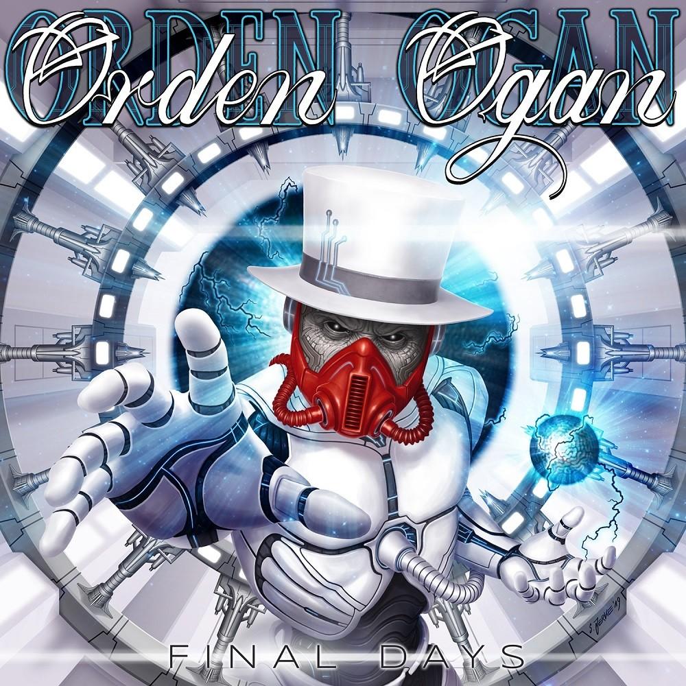 Orden Ogan - Final Days (2021) Cover