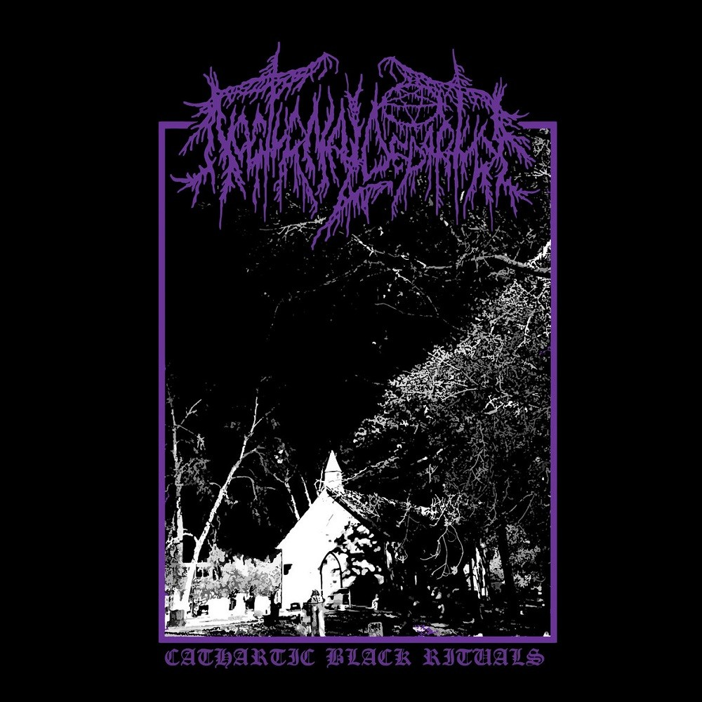Nocturnal Departure - Cathartic Black Rituals (2019) Cover