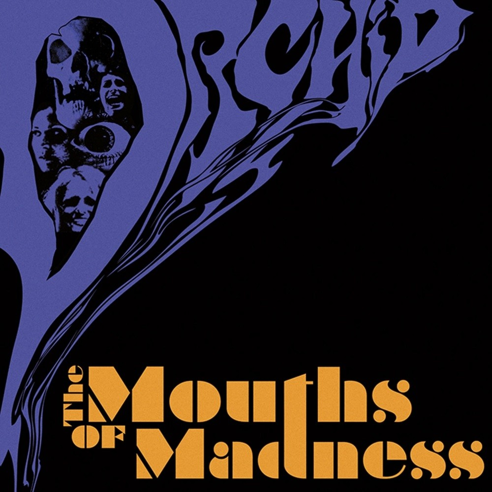 Orchid - The Mouths of Madness (2013) Cover