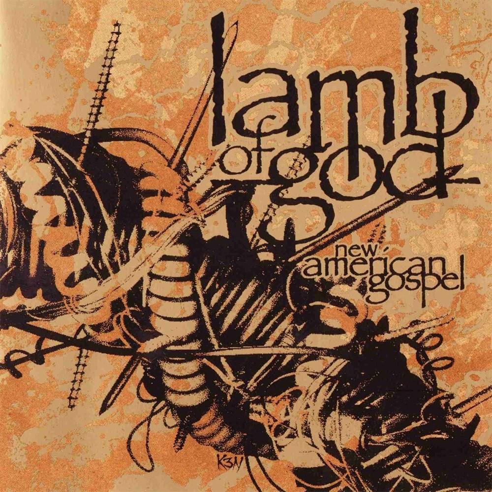 The Hall of Judgement: Lamb of God - New American Gospel Cover
