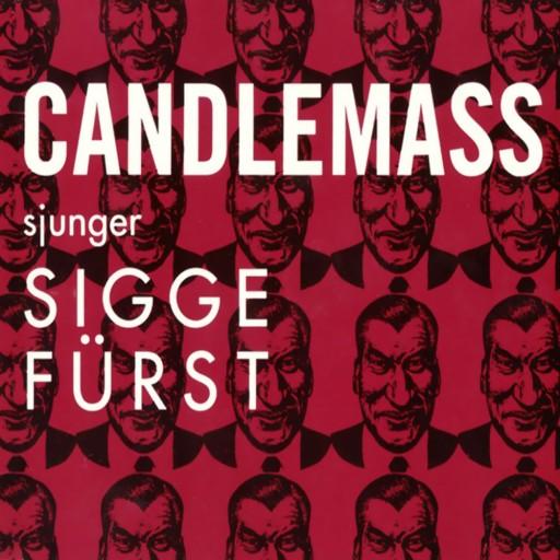 Candlemass Sjunger Sigge Fürst