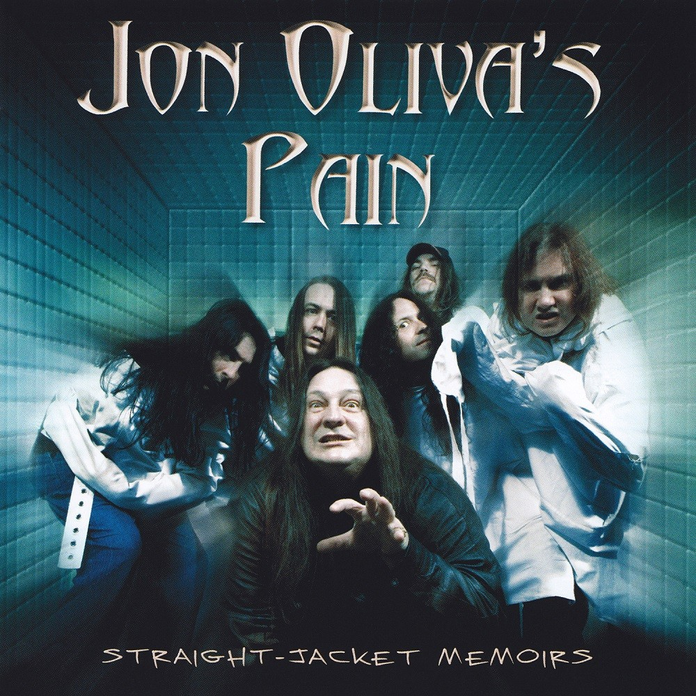 Jon Oliva's Pain - Straight-Jacket Memoirs (2006) Cover
