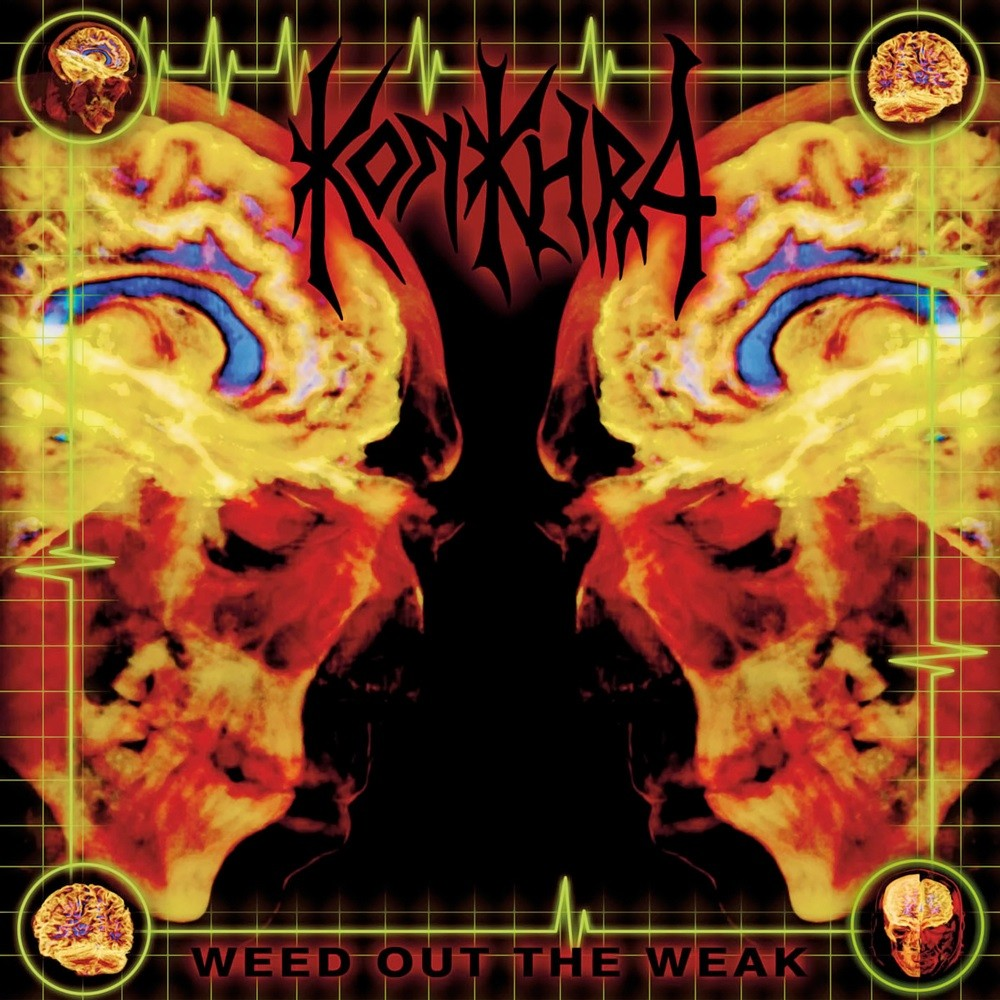 Konkhra - Weed Out the Weak