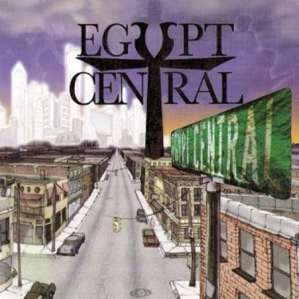 Egypt Central - Egypt Central (2005) Cover