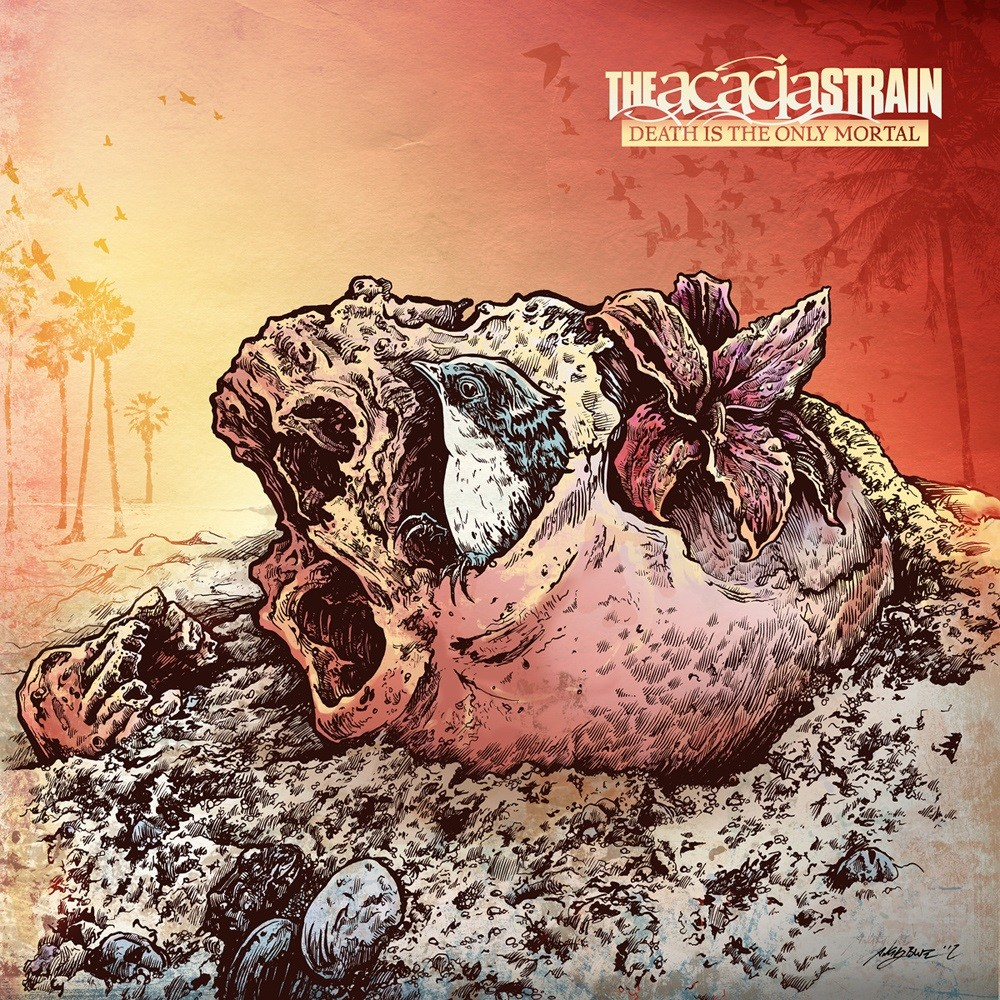 Acacia Strain, The - Death Is the Only Mortal (2012) Cover