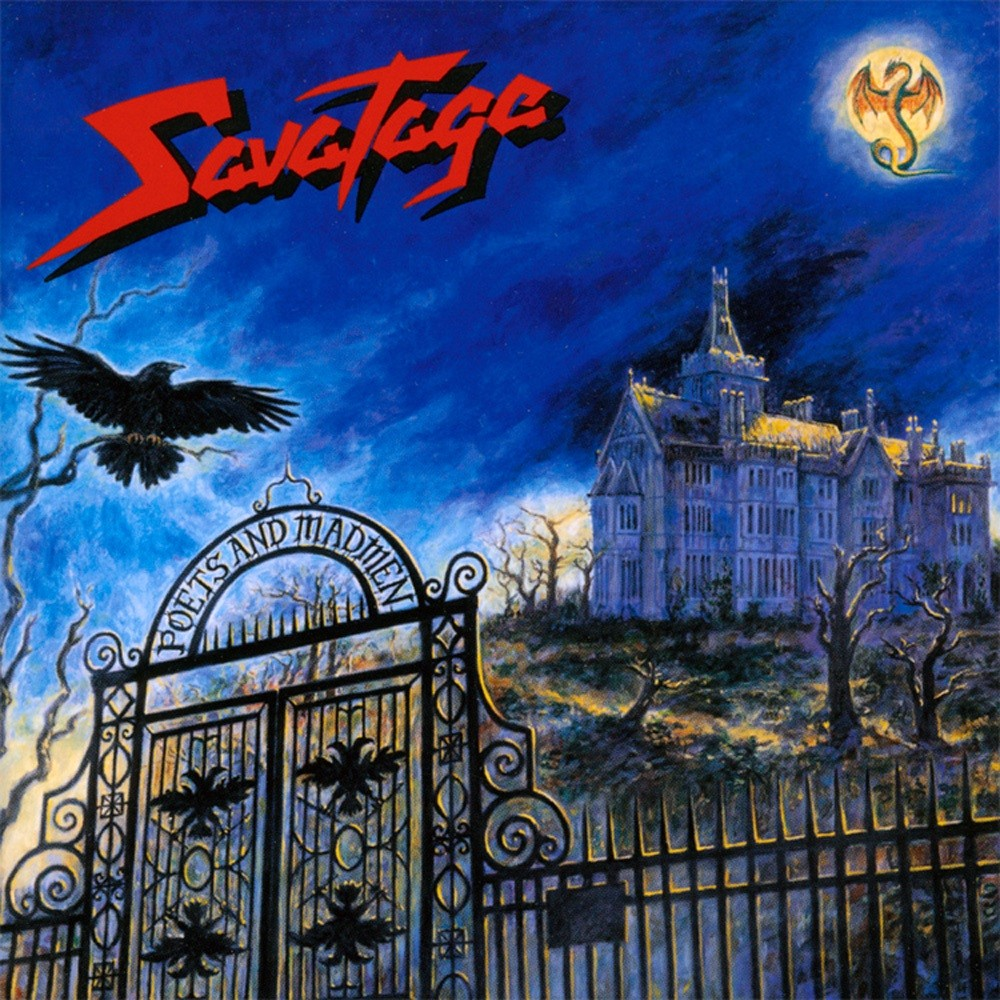 Savatage - Poets and Madmen (2001) Cover