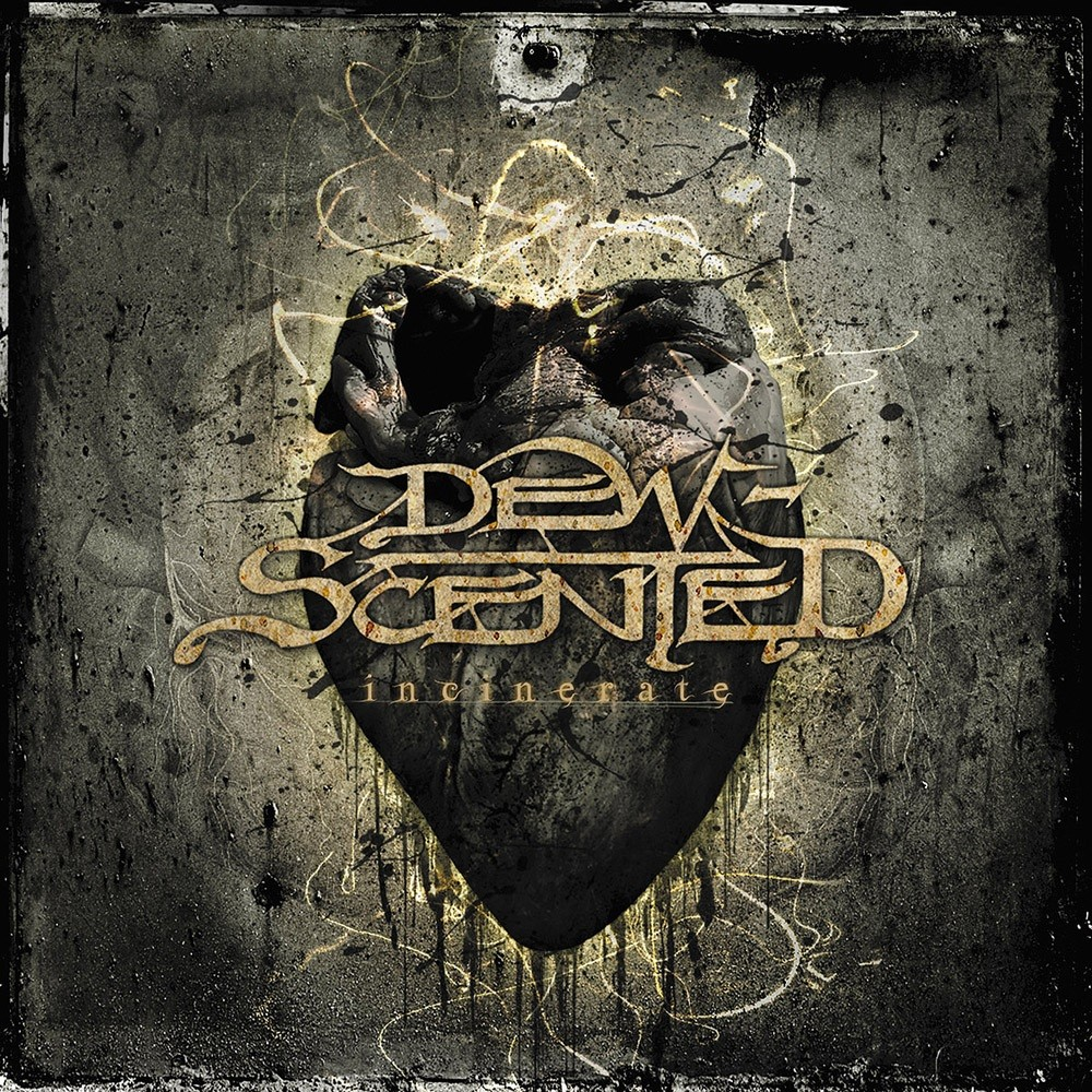 Dew-Scented - Incinerate (2007) Cover