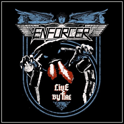 Enforcer - Live by Fire 2015