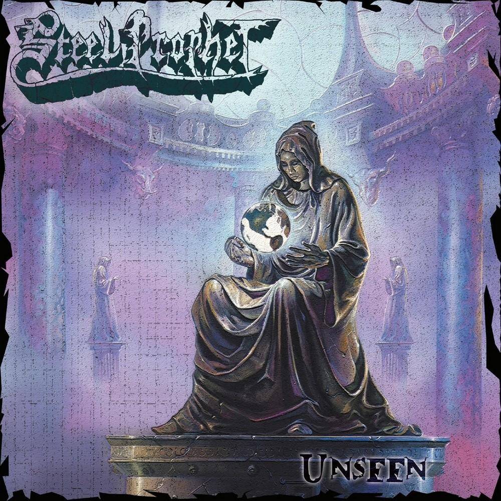 Steel Prophet - Unseen (2002) Cover