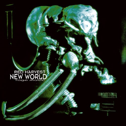 Red Harvest - New World Rage Music 2001