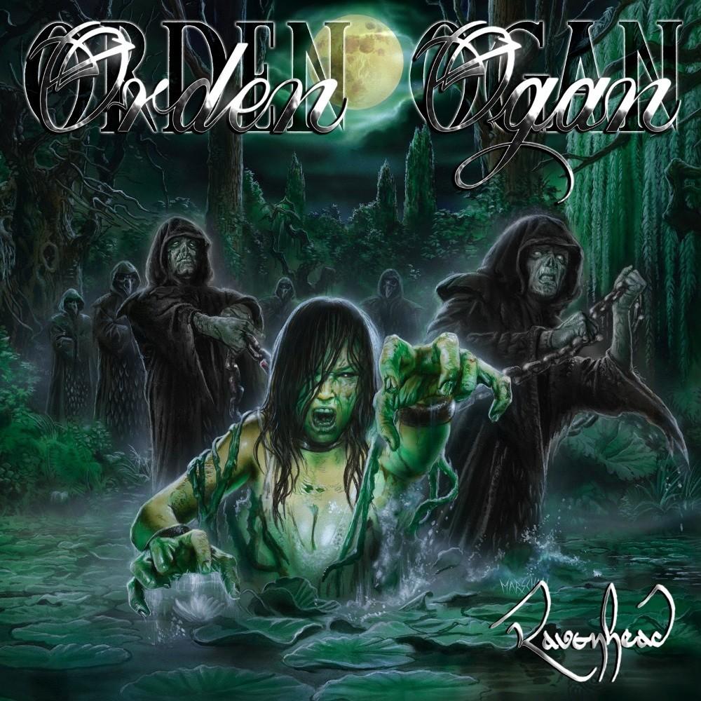 Orden Ogan - Ravenhead (2015) Cover