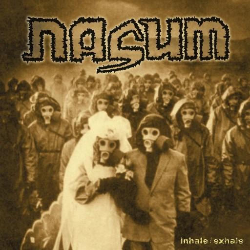 Nasum - Inhale/Exhale 1998