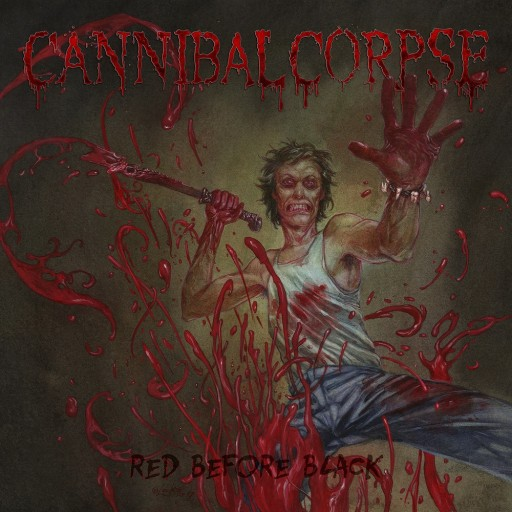 Cannibal Corpse - Red Before Black 2017