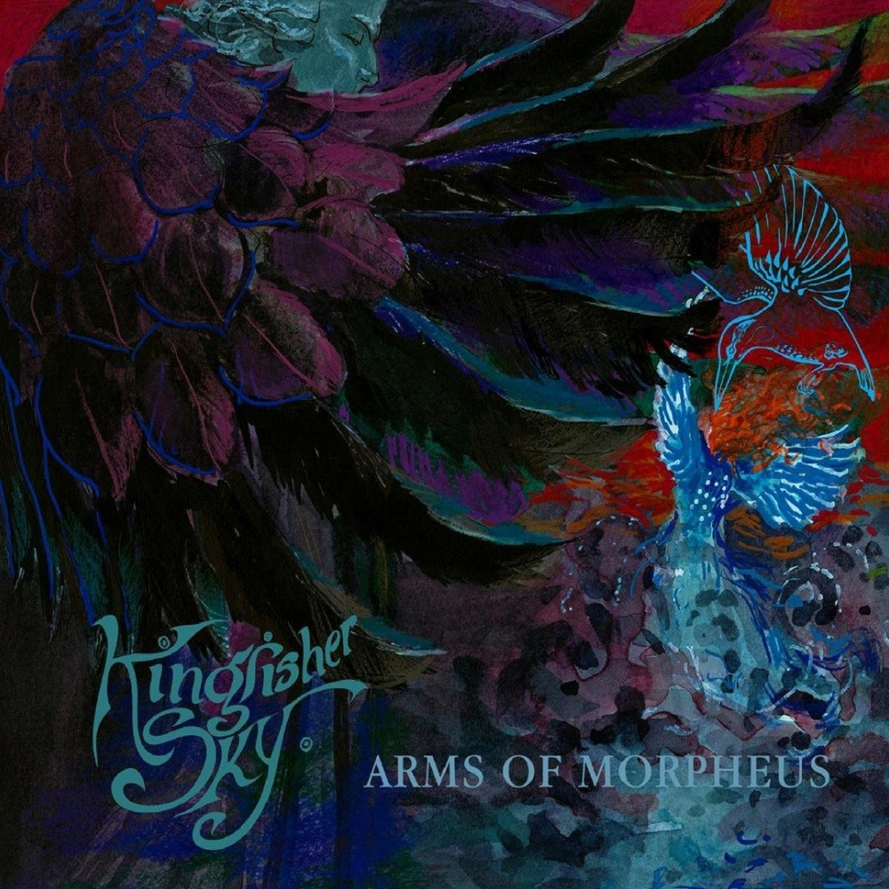 Kingfisher Sky - Arms of Morpheus (2014) Cover