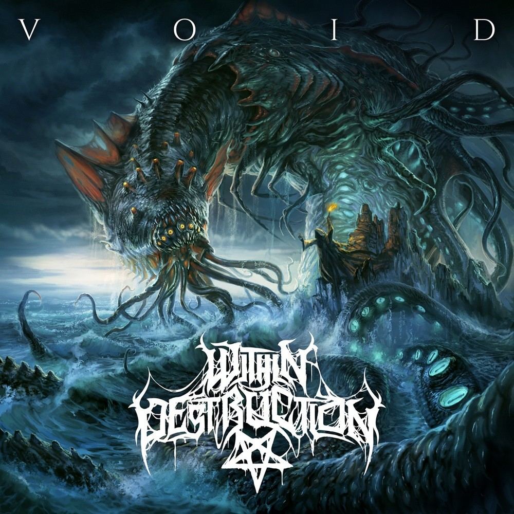 Within Destruction - Void (2016) Cover