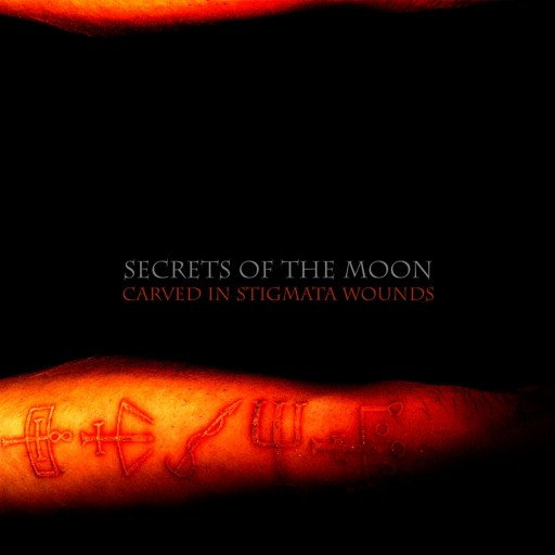 Secrets of the Moon - Carved in Stigmata Wounds 2004