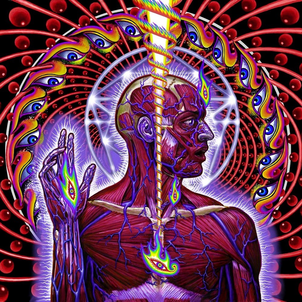 Tool - Lateralus (2001) Cover