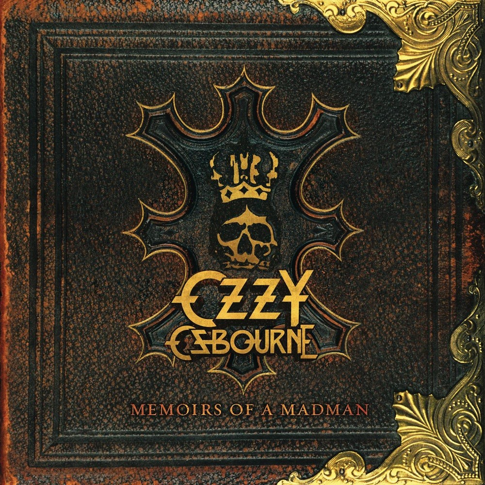Ozzy Osbourne - Memoirs of a Madman (2014) Cover