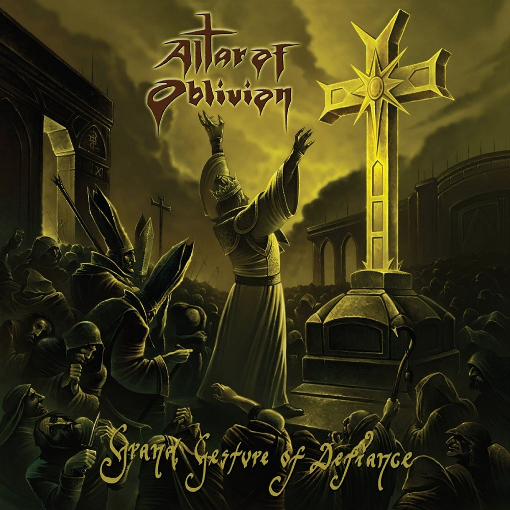Altar of Oblivion - Grand Gesture of Defiance