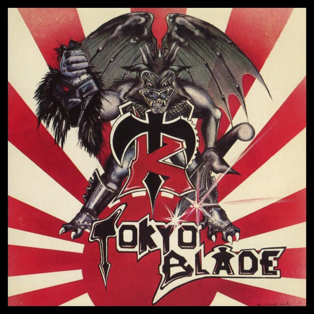 Tokyo Blade - Tokyo Blade (1983) Cover